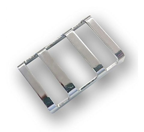 Stainless Steel Safety Cover Buckle - 5 Pack