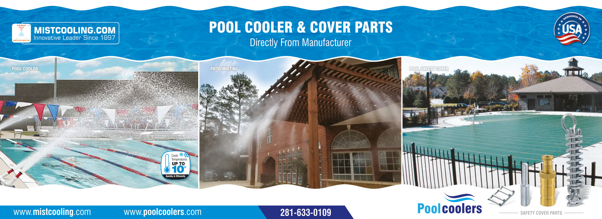 Pool Covers & Parts