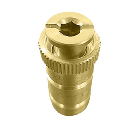 Pool Cover Anchor - Brass Anchor for Pool Safety Cover